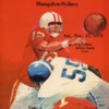 1973 R-MC vs. H-SC football program cover