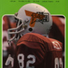 1985 R-MC vs. H-SC football program cover