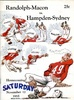 1955 R-MC vs. H-SC football program cover